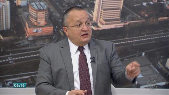 Taques promete construir 9 escolas técnicas em 2018 e diz que delação do antecessor prejudicou retomada do VLT