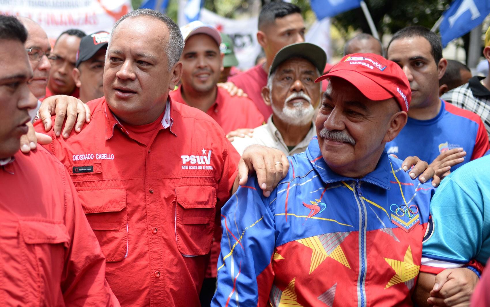 Governador do distrito de Caracas e importante aliado de Maduro morre de Covid-19