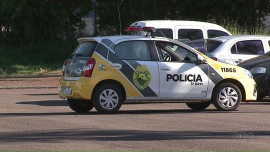 Equipe da PM é agredida durante patrulhamento em Rolândia