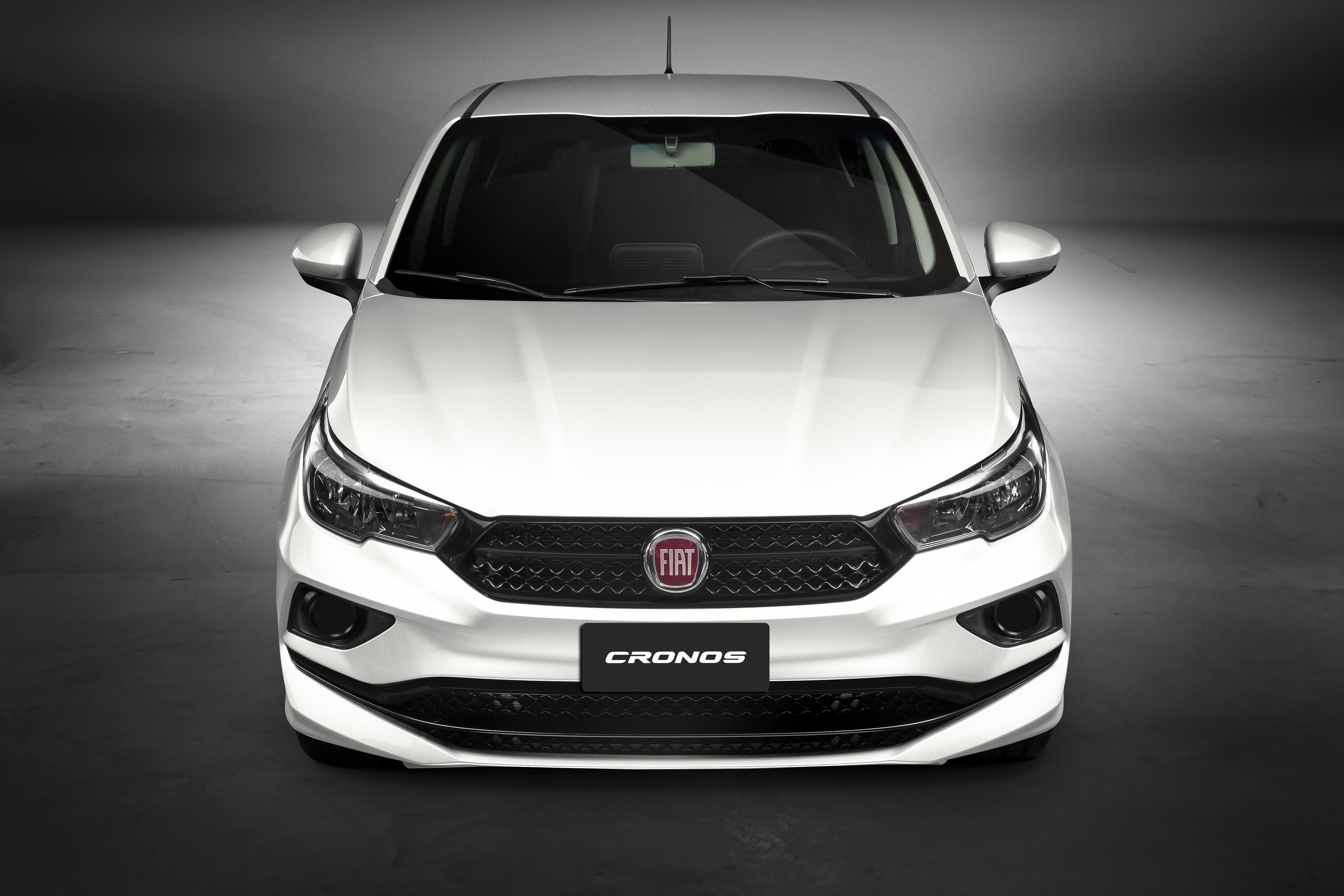 Fiat Cronos ganha versão para PCD por R$ 54.655, com isenções