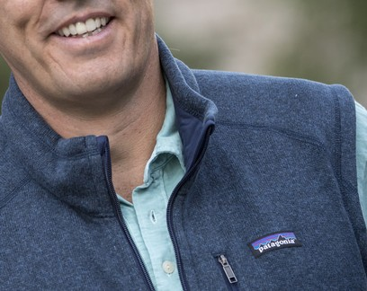 Colete da Patagonia, peça mais conhecida da marca de roupas