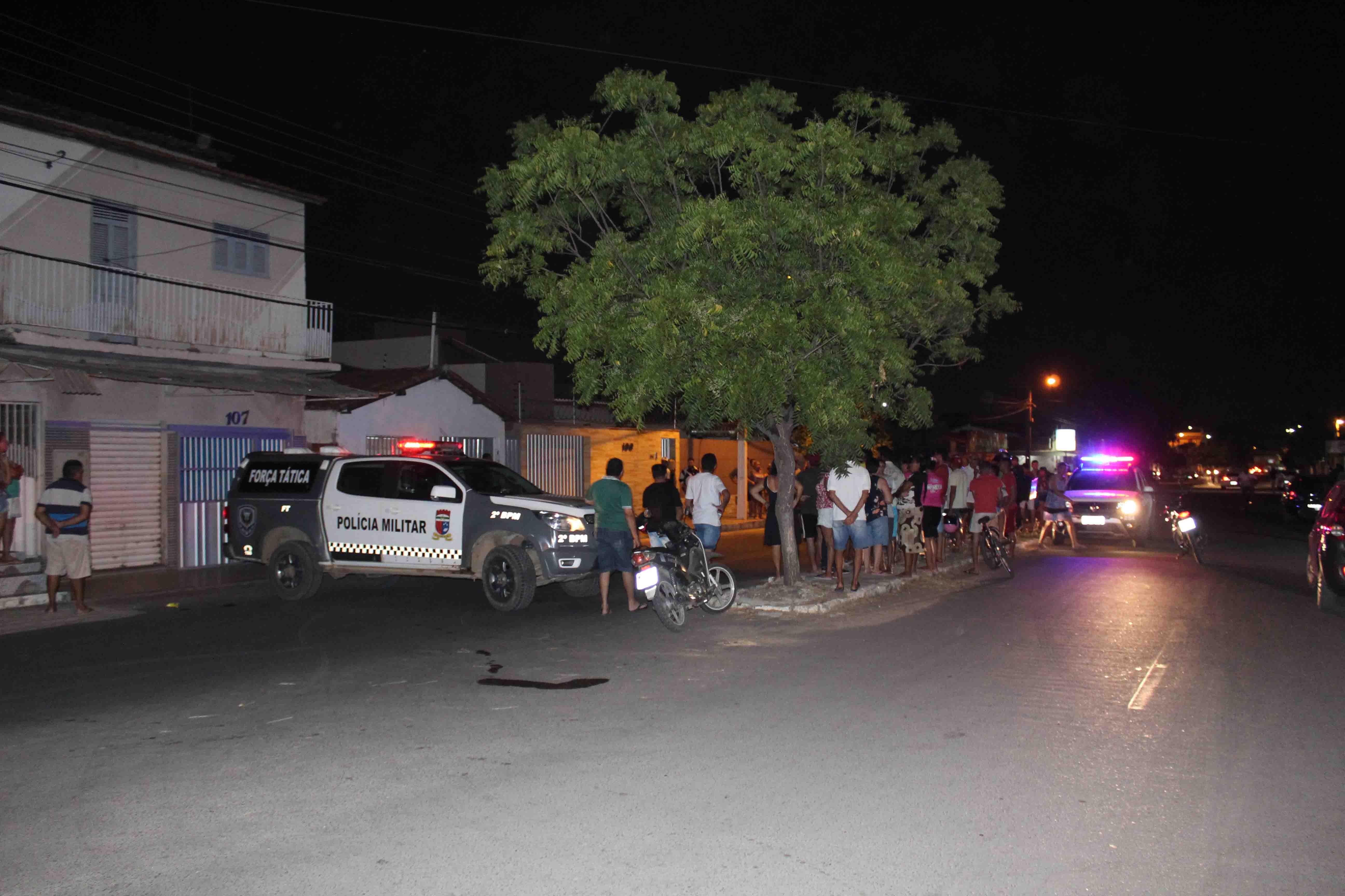 Homem é executado a tiros ao chegar em casa em Mossoró  - Notícias - Plantão Diário