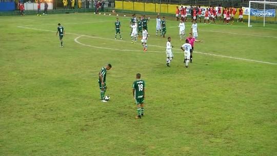 Nos pênaltis, Palmeiras vence Cruzeiro e se garante na decisão do sub-15