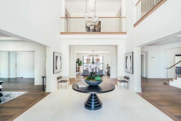 Madonna compra mansão de The Weeknd (Foto: Reprodução The Agency)