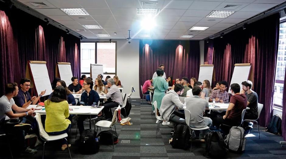 Programação do Google for Startups (Foto: Divulgação)