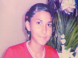 Ana Cláudia Alves Cavalcante morreu em abril de 2015 (Foto: Reprodução/Inter TV Cabugi)