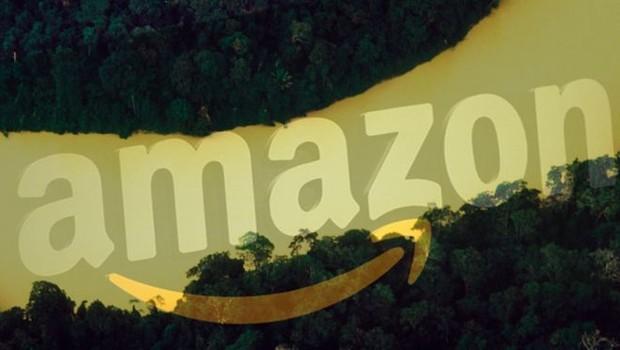 Domínio na internet está colocando os países da Floresta Amazônica contra a gigante de tecnologia dos EUA (Foto: BBC)