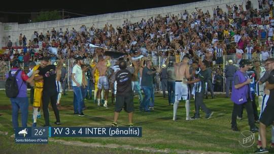 Vallim conquista oitavo acesso em SP e recebe parabéns de Tite por levar Inter de Limeira à elite