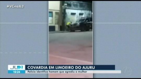 Cena de agressão à mulher causa revolta em Limoeiro do Ajuru, no PA; veja vídeo