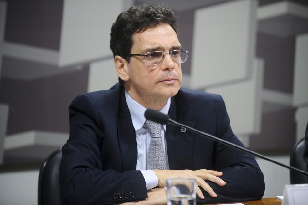 Marcos Mendes, pesquisador do Insper — Foto: Marcos Oliveira/Agência Senado