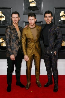 Jonas Brothers - Getty Images