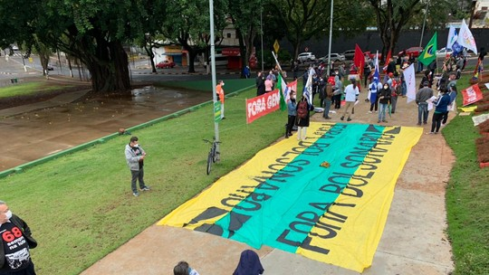 Foto: (Marcos Landim/RPC Foz do Iguaçu)