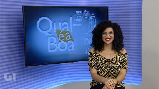 Veja dicas de programação cultural do fim de semana em João Pessoa