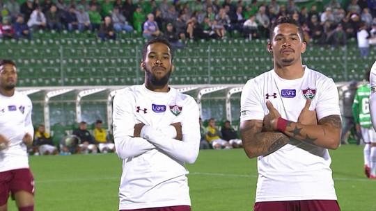 Os gols de Chapecoense 1 x 2 Fluminense pela 26ª rodada do Brasileirão