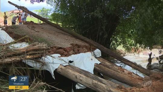 Após chuva, número de cidades da região de Campinas em estado de atenção aumenta, diz Defesa Civil