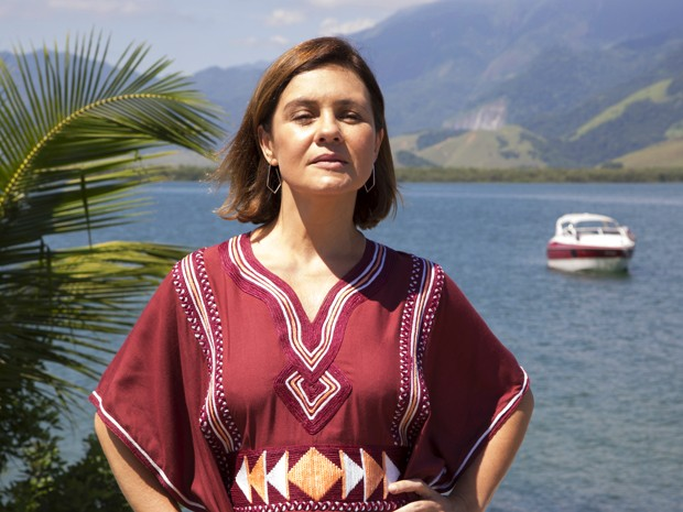 Adriana Esteves (Foto: Adriana Garcia/Gshow)