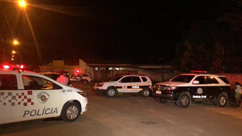 Polícia encontrou dentro de casa corpo de advogado de Araçatuba que estava desaparecido — Foto: Diogo Nolasco/TV TEM