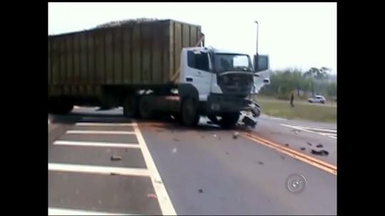 Seis morrem em acidentes no noroeste paulista durante o fim de semana