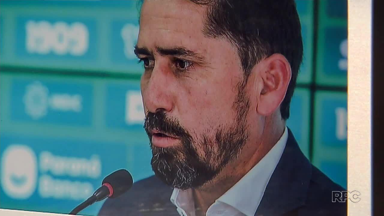 Gustavo Morínigo retorna à beira do gramado contra o Grêmio