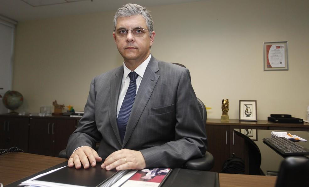 Gustavo Barbosa assume a Secretaria de Fazenda do governo de Romeu Zema — Foto: Imprensa/Partido Novo/Divulgação