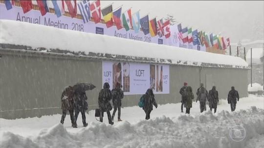 Temer embarca para a Suíça para Fórum Econômico Mundial