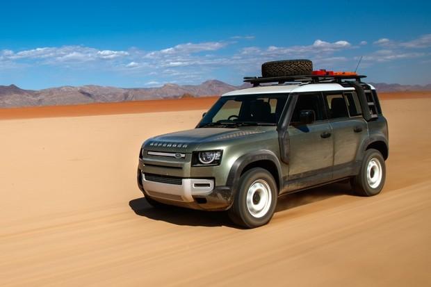 Foram dias de aventura pela Namíbia, terra onde foi filmado Mad Max (Foto: Divulgação)