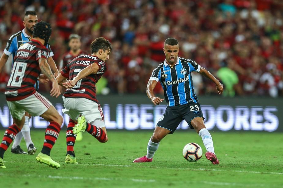 Alisson revela pedido aos jogadores do Flamengo