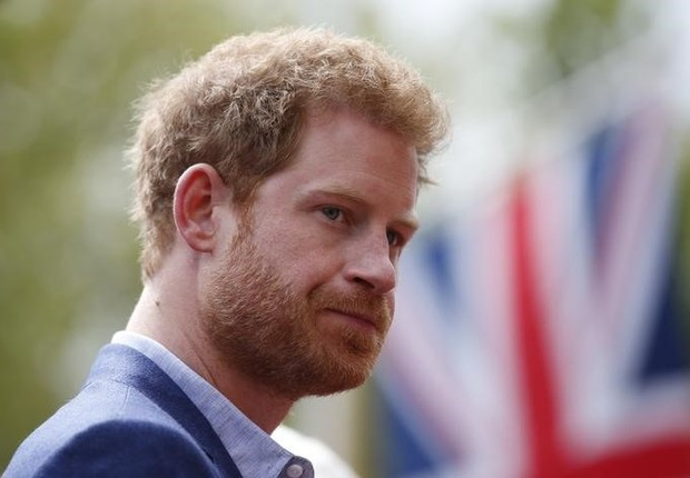 O príncipe Harry, do Reino Unido (Foto: Action Images via Reuters/Matthew Childs)