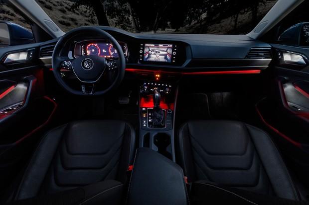 Nova geração do Volkswagen Jetta fica mais próxima da Audi - AUTO ESPORTE | Notícias