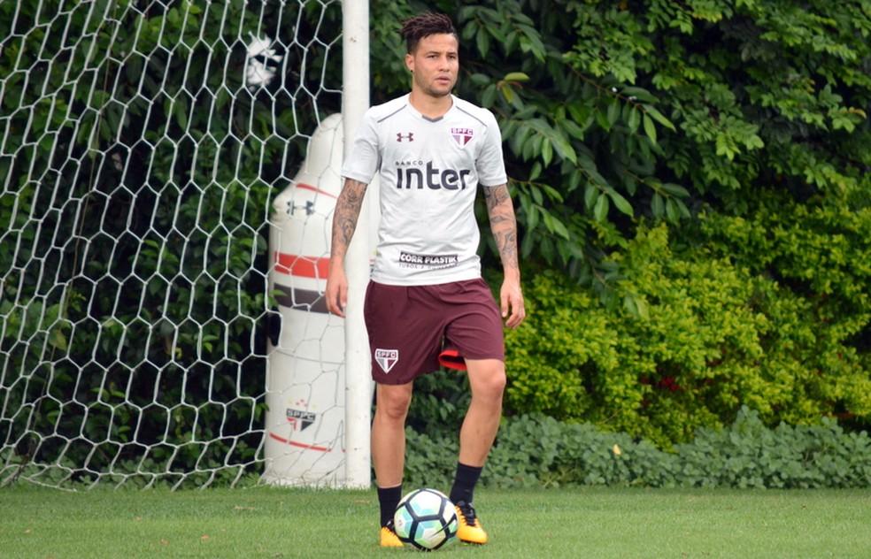 Bruno está próximo de sair do São Paulo para o Bahia (Foto: Erico Leonan / site oficial do SPFC)