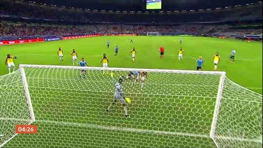 Confira os gols dos jogos da Copa América
