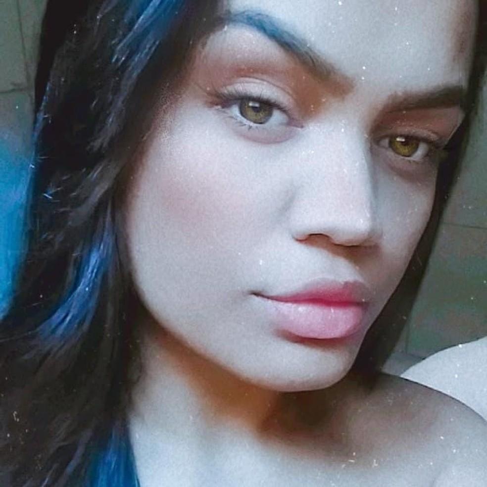 Jovem foi encontrada morta e com o corpo parcialmente carbonizado em Praia Grande, SP — Foto: Reprodução/Facebook