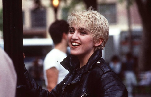 1986 Madonna. (Foto: Getty Images)
