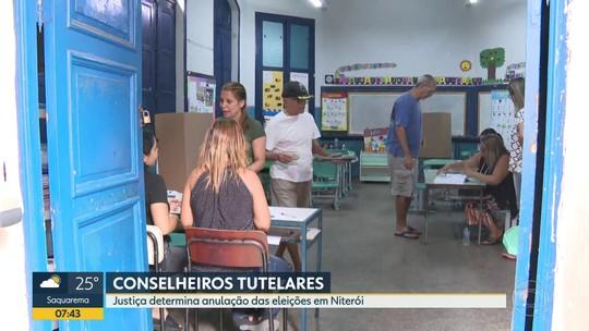 Justiça manda anular eleições para conselheiros tutelares em Niterói