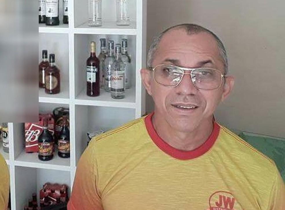 Júnior Felix Rocha tinha 46 anos. (Foto: Arquivo pessoal)