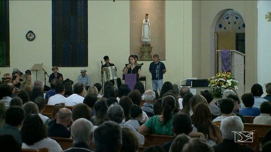 Celebrada missa de sétimo dia dos médicos mortos em acidente no Maranhão