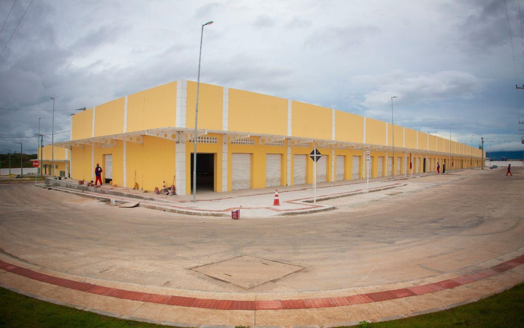 Governo de Sergipe recebe propostas de estruturação da Ceasa de Itabaiana através de edital - Notícias - Plantão Diário