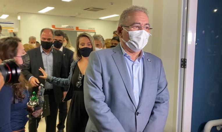 Ministro da Saúde diz que mais de 60 milhões de doses de vacina contra Covid serão distribuídas no país em agosto