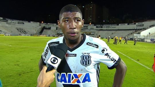 Emerson analisa as partidas da Ponte Preta contra o Botafogo-SP e o Palmeiras