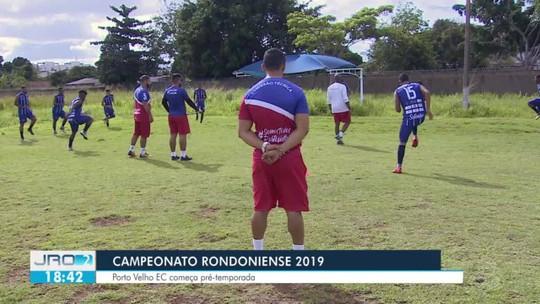 Presidente do Porto Velho diz que 'clube vai prestar apoio necessário' para Marco Aurélio