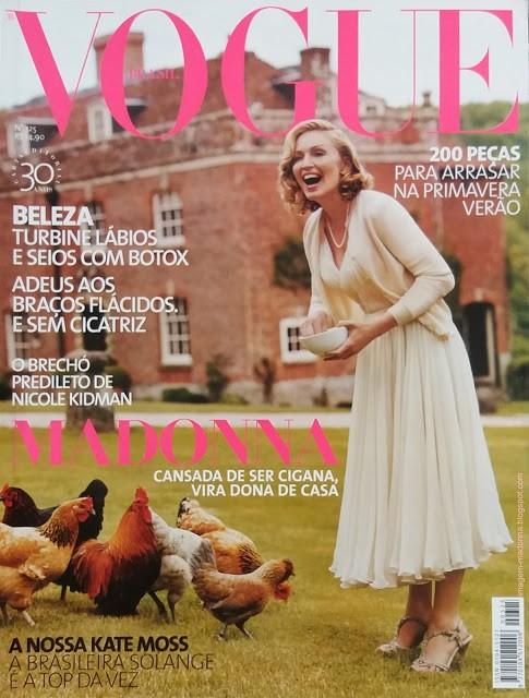 Vogue Brasil - Tim Walker - Setembro 2005   (Foto: Reprodução )