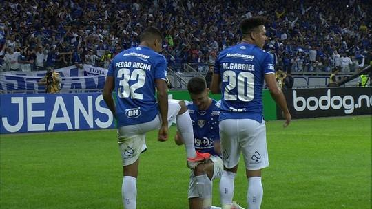 Cruzeiro x Atlético-MG: no clássico, Thiago Neves e Cazares têm chance de minimizar ano instável