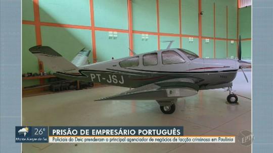 Operação da Polícia Civil contra tráfico de drogas prende empresário em Paulínia e apreende carros de luxo e aviões
