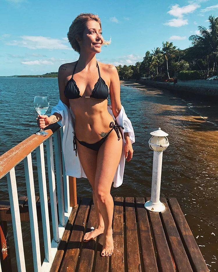 Luiza Possi encanta seguidores do Instagram (Foto: Reprodução/Instagram)