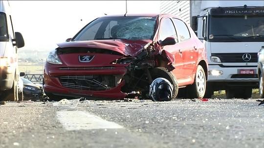 Começa a valer hoje pena maior a motorista que causar morte