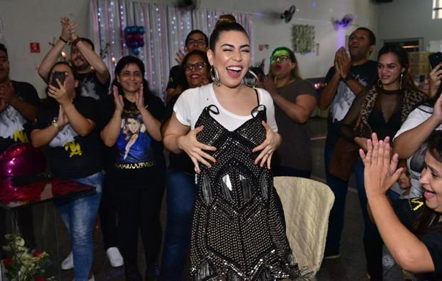 Naiara Azevedo (Foto: Leo Franco/AgNews)