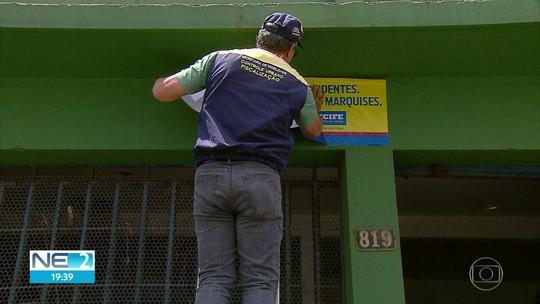 Fiscalização interdita 22 imóveis que funcionariam como camarotes no Galo da Madrugada