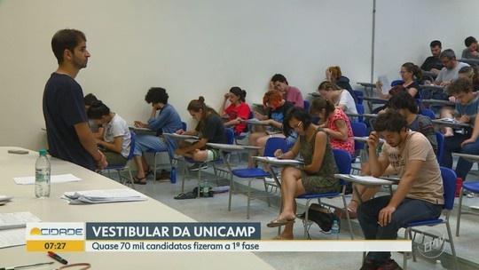 Unicamp 2019: gabarito oficial da 1ª fase do vestibular será divulgado em 22 de novembro, diz Comvest
