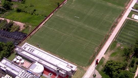 Justiça proíbe a entrada de menores de idade no CT do Flamengo