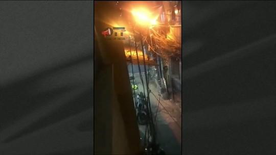 PM e morador são mortos em tiroteio na Rocinha
